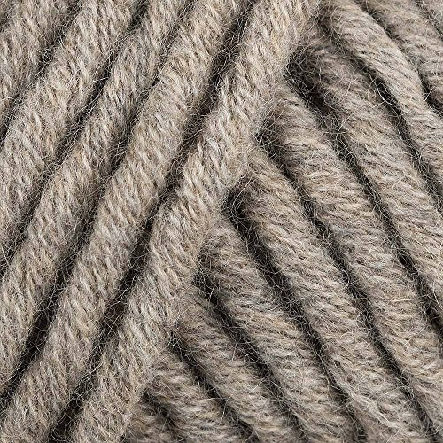LANG YARNS - CASHMERE BIG - 100% Kaschmirwolle 50 Gramm - Farbe 0022 Beige Melange -