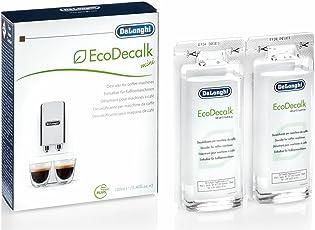 De' Longhi 2790079119 EcoDecalk mini Entkalker 2x 100 ml
