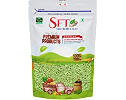 SFT Fennel Seeds Peppermint Coated (Scented Mouth Freshner) 500 Gm