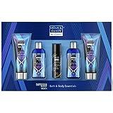 Bryan & Candy New York Impresso Man Intense Brightening Gift Kit For Men, Face Scrub, Face Wash, Bath & Shower Gel, Shampoo,