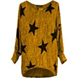 Emma & Giovanni - Oversize T-Shirt/Pullover- Mujer