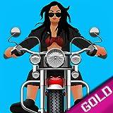 Speed Biker Gang : die schnelle Motorrad tödlich Wüstenrennen - Gold Edition