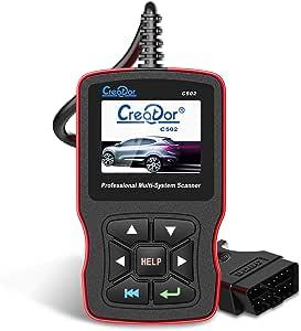 Creator C502 Codeleser Vollsystem Scanner Für Mercedes Benz Mit Obdii Eobd Can Motor Fehler Scanner Auto