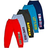 T2F Boy's Trackpants (Pack of 5)