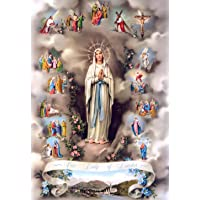 Madonna Adult Jigsaw Puzzle 1000 Pieces Puzzle Gift, Home Decoration, Family Game 50x75cm
