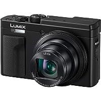 Panasonic LUMIX DC-TZ95EB-K High-end Compact Travel Camera - Black