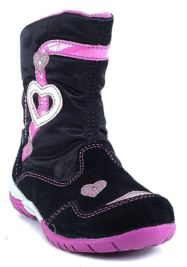 check out 58044 0b5b8 Superfit, 500137, Mädchen Winter Stiefel, schwarz-Kombi (02 ...