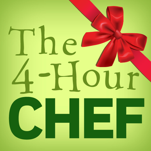 A Christmas Countdown Experiment: The 4-Hour Chef Teaser (10