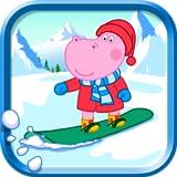 Jeux d'hiver pour enfants