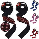 RDX Fasce Polsi Cinghie Sollevamento Pesi Fitness Peso Polsiere Bande Palestra Supporto Professionali Allenamento Bodybuildin