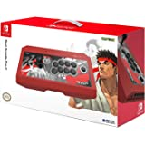 Manette Real Arcade Pro V Street Fighter pour Nintendo Switch - Ryu Edition