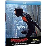 Spiderman: Un Nuevo Universo (BD) (Ed. Especial Metal) [Blu-ray]