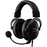 HyperX Cloud II Gaming Headset for PC,Xbox One,PS4 - Gun Metal (KHX-HSCP-GM)
