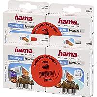 Hama Fototapes (2000 Stück, 2-seitig selbstklebend, Spenderbox, säurefrei, lösemittelfrei, geeignet für Alben) (Fototapes | 2.000 Stück)