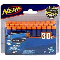 Nerf - Pack DE 30 FLECHETTES Elite Officielles