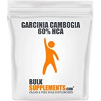 BulkSupplements Pure Garcinia Cambogia 60% HCA Powder (250 grams)
