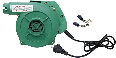 Aeronox an30 air Blower with Extra Carbon Set