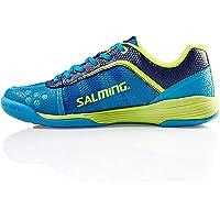 Chaussures Salming Adder Men cyan/jaune