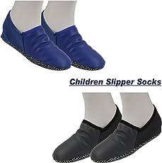 Footmate Children Slipper Socks ( 2 Pair Pack )