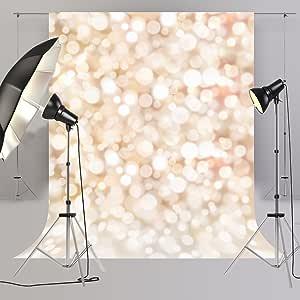 Hua En 150 220cm Bokeh Rund Fotografie Hintergrund Weiß Kamera