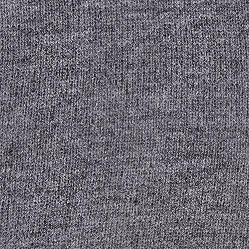 Imagen de dondon gorro de invierno gorro de abrigo slouch beanie diseño clásico moderno y suave gris platino alternativa