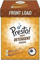 Amazon Brand - Presto! Matic Front Load Detergent Powder - 2 kg