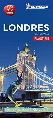 Plan Londres Plastifié Michelin