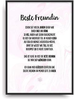 Sprüche An Beste Freundin Geburtstagssprüche Für Die Beste Freundin