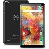 Tablet qunyiCO Y7 Android 10.0 GO 7 Pulgadas, 2GB de RAM 32 GB de Almacenamiento, cámara Dual Quad-Core 1024x600 IPS Pantalla