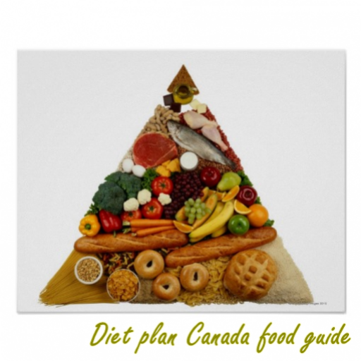 Diet plan Canada food guide