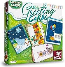 Toy Kraft Make Greeting Cards, Multi Color