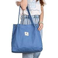 Cloele Damen Umhängetasche für Frauen Mädchen, Wiederverwendbare Handtasche mit Innentasche, Damen-Schultertaschen…