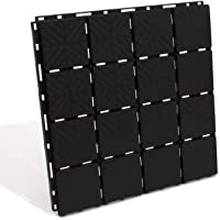 EASY SQUARE plastic step on floor or lawn tiles, 1.5 sq. M