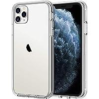 """JETech Cover Compatibile iPhone 11 Pro Max (2019) 6,5"""", Custodia Case con Assorbimento degli Urti e Anti-Graffio…"""