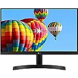 "LG 21.5"" Full HD (1920 x 1080) Slim IPS Panel Monitor, HDMI x 2 & VGA Port, 75 Hz Refresh Rate & AMD Freesync - 22MK600M (Bla"