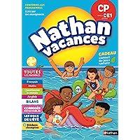 Cahier de Vacances 2021 du CP vers le CE1 - Nathan Vacances - 6/7 ANS