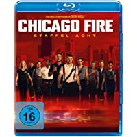 Chicago Fire - Staffel 8 [Blu-ray]