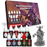 The Army Painter   Dungeons and Dragons   Nolzur's Marvelous Pigments Undead Paint Set   10 Acrylic Paints for Roleplaying, T