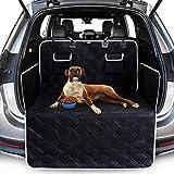 Toozey Volledige Kofferbakbescherming voor hond - Scheurvaste en Waterdichte kofferbak hondendeken met zijbescherming om de k