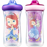 The First Years 9oz Minnie Mouse Insulated Cup (Pack of 2
