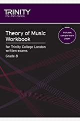 Theory of Music Workbook Grade 8 (2009) (Trinity Guildhall Theory of Music) Hardcover