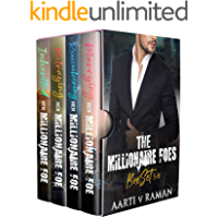 The Millionaire Foes Boxset (5-8): An Enemies To Lovers Standalone Billionaire Romance Collection