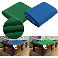 Deluxe /& Long Lasting T TOOYFUL Billiard Cloth Replacement Easy to Install 9 Foot Snooker Pool Table Felt
