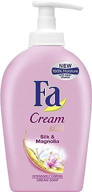 Fa Liquid Hand Soap Silk & Magnolia 250 ml