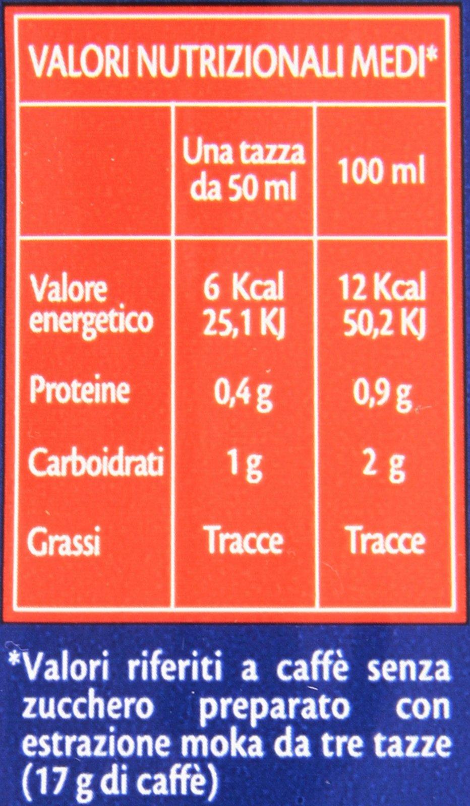 Lavazza Caffè Macinato Carmencita, 10 Confezioni da 500 g, 5 Kg 2 spesavip