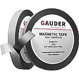 GAUDER Magneetband Zelfklevend | Magneetstrip | Magneetrol