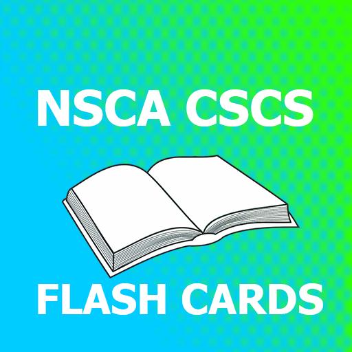 NSCA CSCS Flashcards 2018 Ed