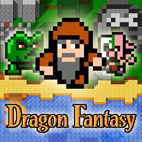 Dragon Fantasy 8-bit