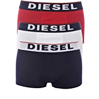 Diesel Mens Boxer Shorts 3 Pack diesel Mens umbz shawn 3 Pack Boxer Shorts New Tags
