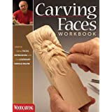 Carving Faces Workbook: Learn to Carve Facial Expressions and Characteristics With the Legendary Harold Enlow